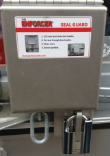 Trailer Seal Guard Locks Transport Security Inc