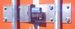 Rear Door Lock